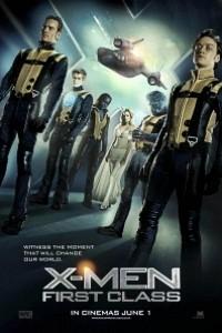Caratula, cartel, poster o portada de X-Men: Primera generación