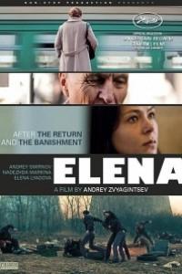 Caratula, cartel, poster o portada de Elena
