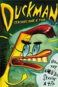 Caratula, cartel, poster o portada de Duckman