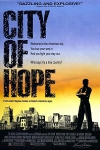 Caratula, cartel, poster o portada de Ciudad de esperanza