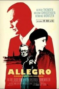 Caratula, cartel, poster o portada de Allegro