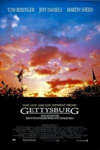 Caratula, cartel, poster o portada de Gettysburg