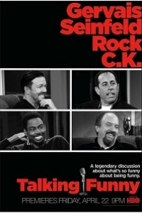 Caratula, cartel, poster o portada de Talking Funny