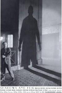 Caratula, cartel, poster o portada de Sombras y niebla