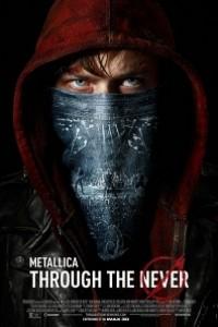 Caratula, cartel, poster o portada de Metallica: Through the Never