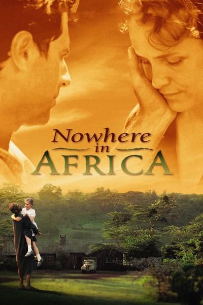Caratula, cartel, poster o portada de En un lugar de África
