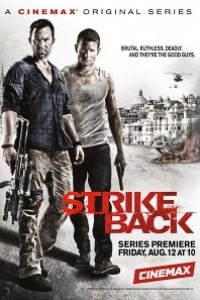 Caratula, cartel, poster o portada de Strike Back: Project Dawn