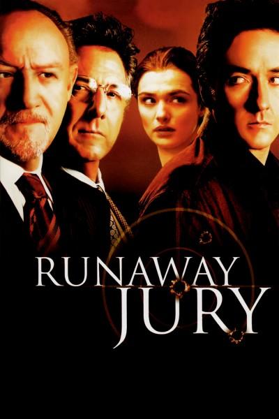 Caratula, cartel, poster o portada de El jurado (Runaway Jury)