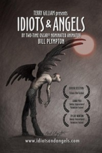 Caratula, cartel, poster o portada de Idiotas y ángeles (Idiots and Angels)