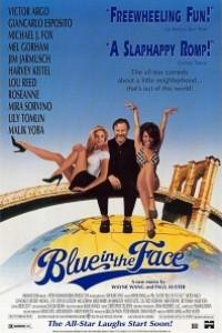 Caratula, cartel, poster o portada de Blue in the Face