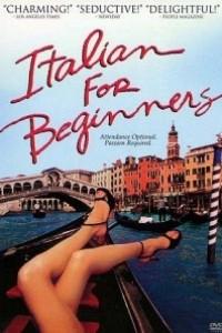 Caratula, cartel, poster o portada de Italiano para principiantes
