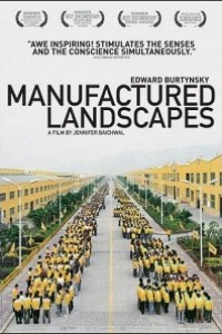 Caratula, cartel, poster o portada de Paisajes transformados (Manufactured Landscapes)