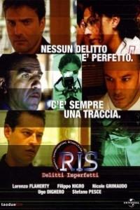 Caratula, cartel, poster o portada de R.I.S. - Crímenes imperfectos