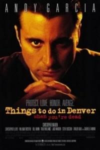 Caratula, cartel, poster o portada de Cosas que hacer en Denver cuando estás muerto