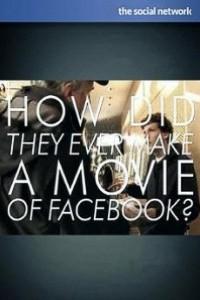 Caratula, cartel, poster o portada de ¿Cómo pudieron hacer una película sobre Facebook?
