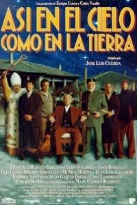 Caratula, cartel, poster o portada de Así en el cielo como en la tierra