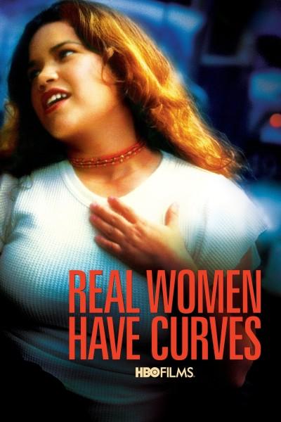 Caratula, cartel, poster o portada de Las mujeres de verdad tienen curvas