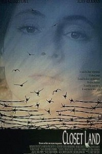 Caratula, cartel, poster o portada de Tierra de armarios