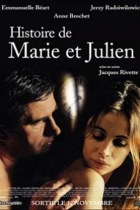 Caratula, cartel, poster o portada de La historia de Marie y Julien