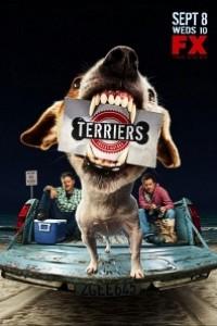 Caratula, cartel, poster o portada de Terriers