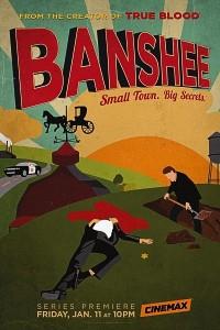 Caratula, cartel, poster o portada de Banshee