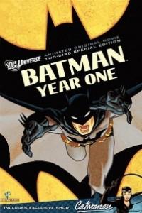 Caratula, cartel, poster o portada de Batman: año uno