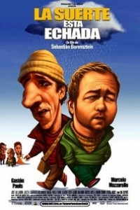 Caratula, cartel, poster o portada de La suerte está echada