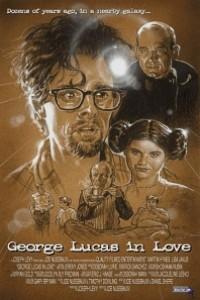 Caratula, cartel, poster o portada de George Lucas enamorado