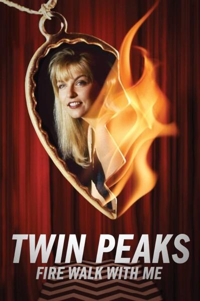 Caratula, cartel, poster o portada de Twin Peaks: Fuego camina conmigo