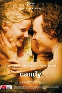 Caratula, cartel, poster o portada de Candy