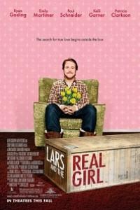 Caratula, cartel, poster o portada de Lars y una chica de verdad