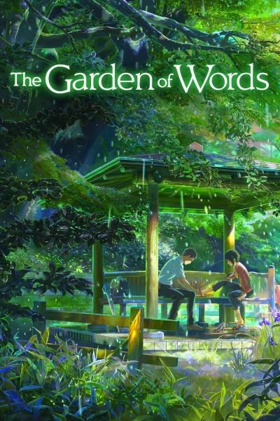 Caratula, cartel, poster o portada de El jardín de las palabras