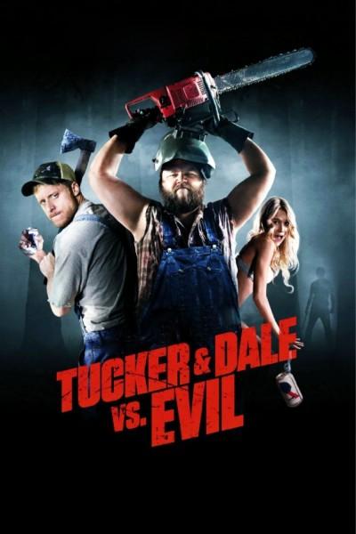 Caratula, cartel, poster o portada de Tucker & Dale contra el mal