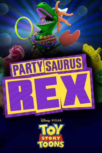 Caratula, cartel, poster o portada de Toy Story Toons: Fiesta Saurio Rex