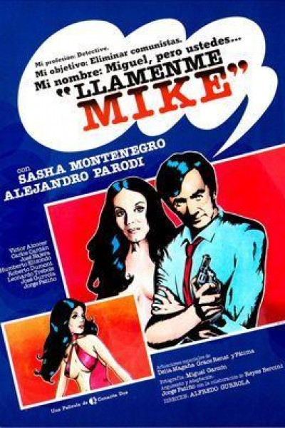 Caratula, cartel, poster o portada de Llámenme Mike