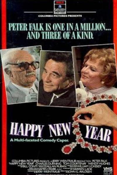 Caratula, cartel, poster o portada de Feliz año nuevo