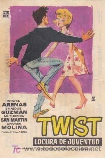 Caratula, cartel, poster o portada de Twist. Locura de la juventud