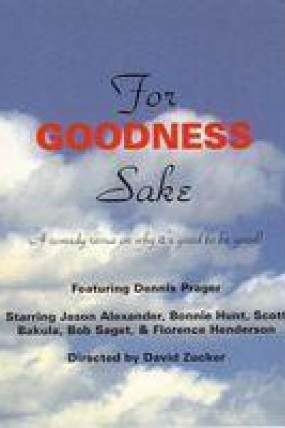 Caratula, cartel, poster o portada de For Goodness Sake