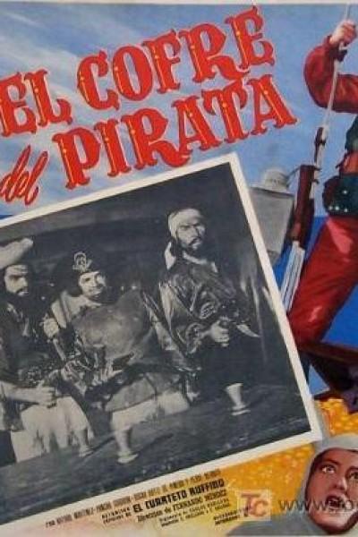 Caratula, cartel, poster o portada de El cofre del pirata
