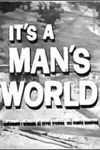 Caratula, cartel, poster o portada de It\'s a Man\'s World
