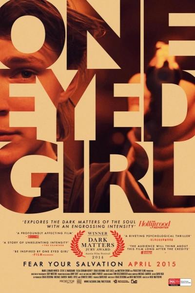 Caratula, cartel, poster o portada de One Eyed Girl