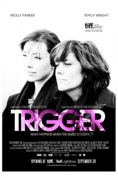 Caratula, cartel, poster o portada de Trigger