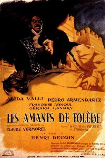 Caratula, cartel, poster o portada de El tirano de Toledo