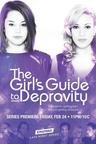 Caratula, cartel, poster o portada de The Girl\'s Guide to Depravity