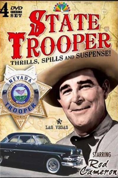 Caratula, cartel, poster o portada de State Trooper