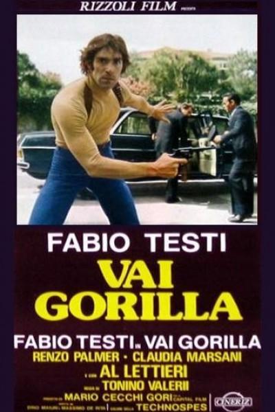 Caratula, cartel, poster o portada de De profesión gorila