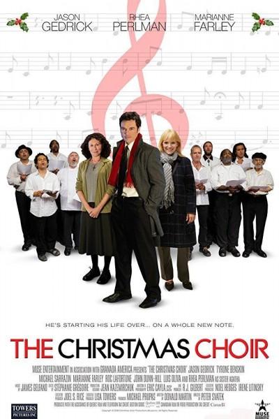 Caratula, cartel, poster o portada de El coro de Navidad
