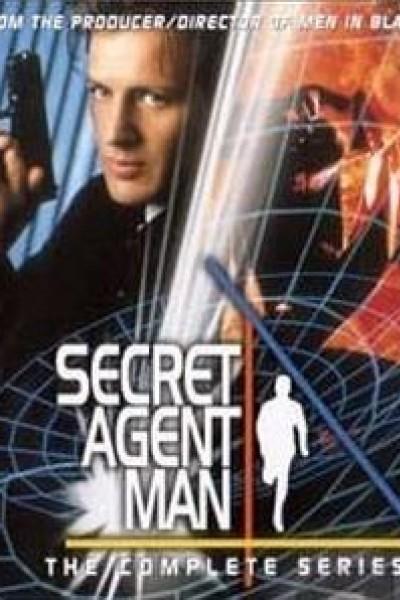 Caratula, cartel, poster o portada de Secret Agent Man