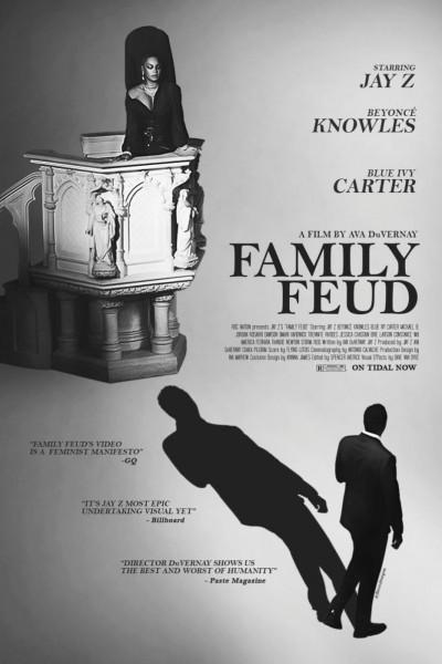 Caratula, cartel, poster o portada de Family Feud (Vídeo musical)