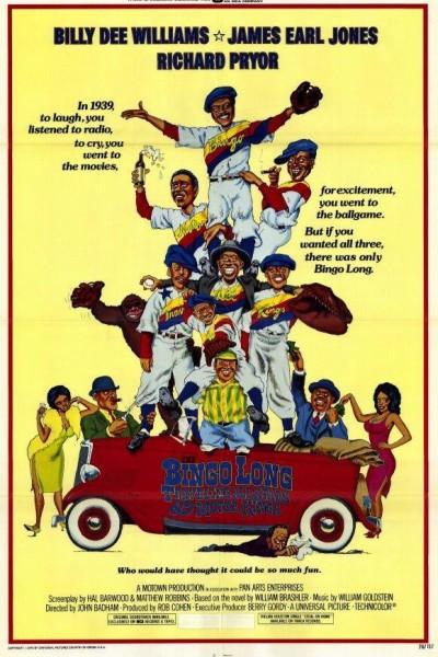 Caratula, cartel, poster o portada de Los Bingo Long, equipo de estrellas
